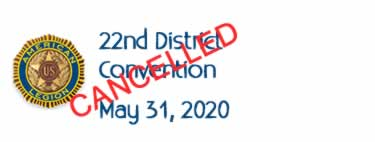 2020 District Convention